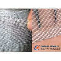 Wholesale Aluminum Insect Screen, 17×15mesh With 0.21mm Wire, 1m×20m Roll Size from china suppliers