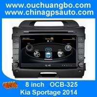 Buy cheap Ouchuangbo Auto Multimedia GPS Sat Nav 1080P for Kia Sportage 2014 HD Screen Video Player S100 System OCB-325 from wholesalers