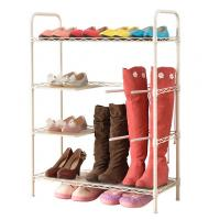 Buy cheap Sturdy Metal Shoe And Boot Storage Rack Shelf Home Shelving Units 70 * 30 * 72 CM from wholesalers