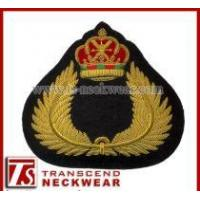 Buy cheap Cap Badges, Embroidery Badges, Hand Embroidery Patches from wholesalers