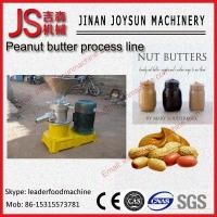 China hotsale peanut butter machine automatic stainless steel peanut butter on sale