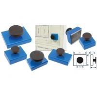 Buy cheap Plastic Mounting Holding Magnets With Knob product