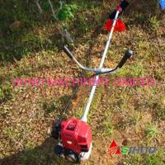 Now Small Multi-Purpose Lawn Rice Harvester,