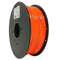 Wholesale Dark Orange Metal Filled 3D Printer Filament , Dimensional Accuracy +/-0.03 mm from china suppliers