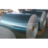 Buy cheap hydrophobic coting foil ,green, AA8011/3102/1100 from wholesalers