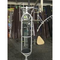 Buy cheap Custom Color Kids Outdoor Gym Equipment With Climbing Net / Slide Bar from wholesalers