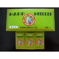 Buy cheap Custom Heavy Duty Long HARP Commercial Sewing Machine Needles from wholesalers
