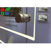 Buy cheap 6500K White LED Light Pocket Displays With Cable Hanging Kits For Window Advertising from wholesalers
