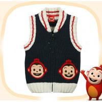 China Classical fashion Kids and infant wear elegant Cotton Baby Boy, Girls Knitted clothes on sale