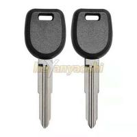 Buy cheap MIT11R Brass Blade Mitsubishi Transponder Key MIT17A-PT With 46 Chip from wholesalers