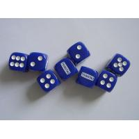 Buy cheap Promotional unique acrylic material custom printed gaming roleplaying dice sets from wholesalers