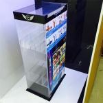 Buy cheap Acrylic Material high quality acrylic e-liquid display shelf from wholesalers