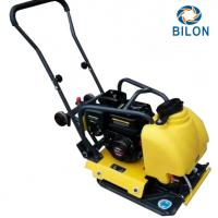 Buy cheap 5.5HP Walk Behind Gasoline Vibratory Plate Compactor with Honda Engine from wholesalers