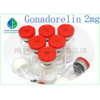 Buy cheap Gonadorelin Acetate Powder Muscle Building Peptides Gonadorelin 2mg/ Vial 99% Purity from wholesalers