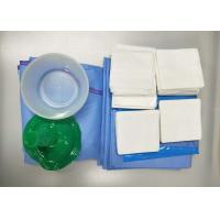 Buy cheap Angiography Surgical Pack Sterile Disposable Device Angio Heart Surgical Procecdure Packs from wholesalers
