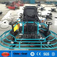 Made In China Ride On Concrete Finishing Power Trowel Manufactures