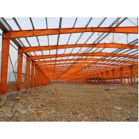 China Customized Warehouse Industrial SteelBuilding Design And Fabrication on sale