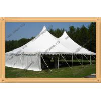 Buy cheap Commercial Grade White Canopy Tent/pole tent /peg tent  12X12M With High Duty Top from wholesalers