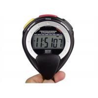 Buy cheap Waterproof 3D Smart Pedometer Glow Stopwatch Timer With Second Chronograph Battery from wholesalers