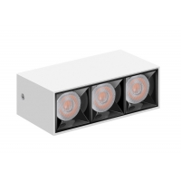 Buy cheap 750LM 4000K 9 Watt Surface Mounted COB LED Grille Downlight from wholesalers