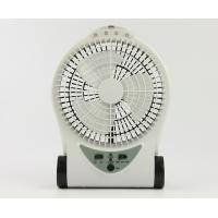Buy cheap Small Portable Rechargeable Battery Operated Fan With Adjustable Base from wholesalers
