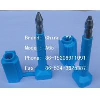 Buy cheap Environmental Steel A3 Container High Security Bolt Seals from wholesalers