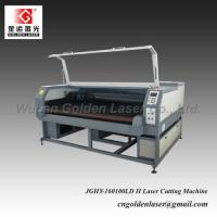 Buy cheap Auto Feeding Double Head Laser Cutting Machine for Fabric from wholesalers
