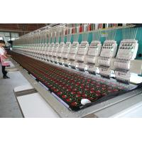 China Commercial Large Scale Computerized Embroidery Machine Advanced Technology on sale