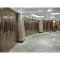 Wholesale 100MM Thickness  Soundproof Aluminum Frame Movable Partition Walls from china suppliers