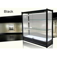 Buy cheap Aluminum Alloy Jewelry Store Display Cases Showcase For Jewelry Shop from wholesalers