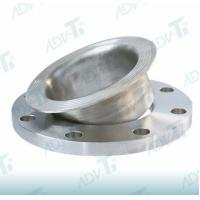 Buy cheap Lapped Titanium Pipe Fittings Flanges Connected With Lap Joint Stub Ends from wholesalers