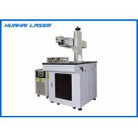 Buy cheap 532nm Green Laser Marking Machine For Plastic Glass Inner PCB With QR / Bar Code from wholesalers