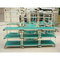 China Lean tube working table on sale