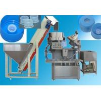 Buy cheap 5 Gallon Cap Stopper Assembly Machine from wholesalers