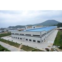 Buy cheap Wide Span Workshop Prefab Steel Structures With AWS And BS EN ISO Certificate from wholesalers
