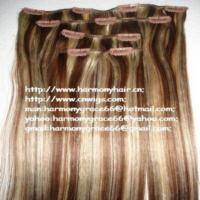 Buy cheap Best Quality 160g Hair Extension Clip In from wholesalers