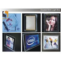 Buy cheap A3 Acrylic Advertising Light Box Display, Illuminated Menu Boards For Restaurants from wholesalers
