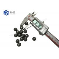 Buy cheap Blank Tungsten Carbide Ball For 12.7mm 1/2'' Cemented Carbide Ball Bearing from wholesalers