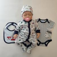 Buy cheap Anti Static Woven Baby Boy Clothing Sets For Spring / Autumn Colorful from wholesalers