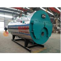 Buy cheap Industrial Oil Fired Steam Boiler Fire Tube Three Return Structure 184- 450C from wholesalers