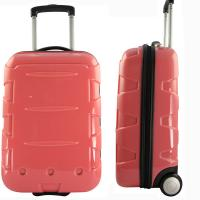Wholesale Pink ABS Trolley Case Cute Carry On 28 Inch PC Luggage Travel Bags from china suppliers