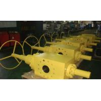 Buy cheap Manual Gate Wellhead Valves Ball Screw Operated Cameron FLSR Frac Type from wholesalers