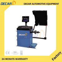 Buy cheap LCD display automatic wheel balancer for car repair from wholesalers