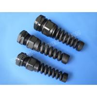 Buy cheap Cable Gland IP68 Polyamide (Nylon) with Bend Flex Strain Relief from wholesalers