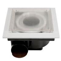 Buy cheap flat silver plate ceiling ventilation fan from wholesalers