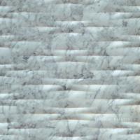 Wholesale Decorative 3D Natural White Carrara Modular Stone Cladding Tile from china suppliers
