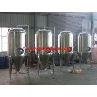 Stainless Steel Industrial Fermenter for Brewery Plant Manufactures