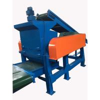 Wholesale Tyre Rubber Crushing Machine 22 Round Per Minute 1 Years Warranty from china suppliers