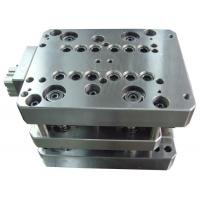 Buy cheap Progressive Die Metal Stamping Mold Galvanized Plate Buckle Parts Fabrication from wholesalers