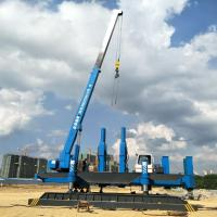 Buy cheap T-works ZYC800 hydraulic pile  pile foundation machine for  the precast concrete pile with noise free and no vibration product